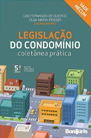 Legislação do condomínio - Caixa com 60 livros