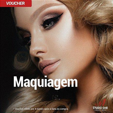 Maquiagem Festa (Voucher)