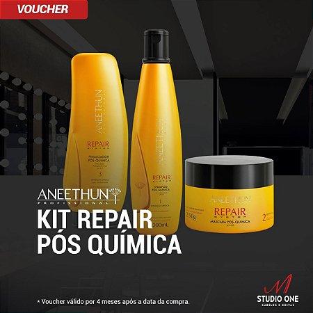 Kit Aneethum Linha Repair com 3 produtos