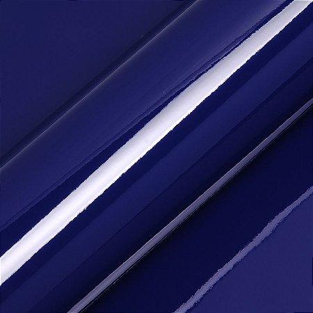"""Adesivo para Envelopamento Automotivo Alto Brilho Cor """"Light Navy Blue Gloss"""" Carro Completo"""