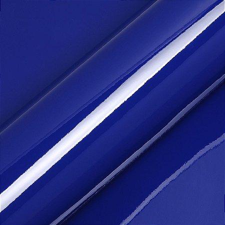 """Adesivo para Envelopamento Automotivo Alto Brilho Cor """"Sapphire Blue Gloss"""" Carro Completo"""