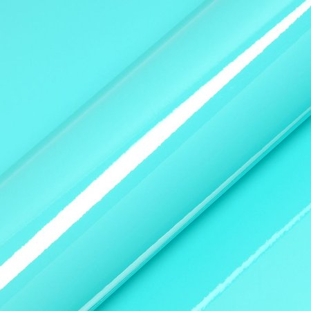 "Adesivo para Envelopamento Automotivo Alto Brilho Cor ""Ti Blue Gloss"" Carro Completo"