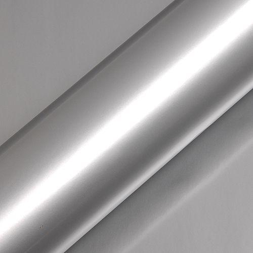 "Adesivo para Envelopamento Automotivo Alto Brilho Cor ""Silver Gloss"" Carro Completo"