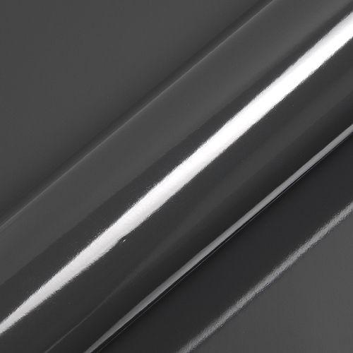 "Adesivo para Envelopamento Automotivo Alto Brilho Cor ""Traffic Grey Gloss"" Carro Completo"