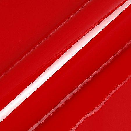 "Adesivo para Envelopamento Automotivo Alto Brilho Cor ""Ruby Red Gloss"" Carro Completo"