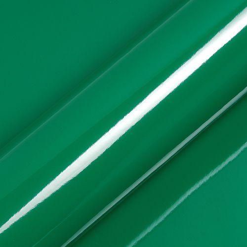 "Adesivo para Envelopamento Automotivo Alto Brilho Cor ""Emerald Green Gloss"" Carro Completo"