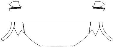 """Película ClearShield de Proteção de Pintura Transparente Super Brilho """"Kit Capô Parcial /Paralama/Retrovisores"""" Audi RS Q3 Ano 2011/2018"""
