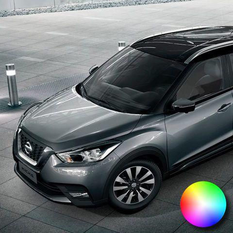 """Adesivo para Envelopamento de Teto """"Nissan Kicks"""" Alto Brilho"""