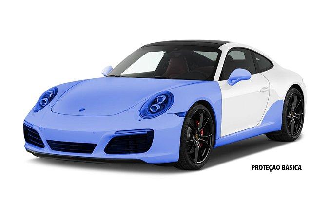 """Película de Proteção de Pintura Transparente ClearShield """"Coupé / Porsche / Proteção Básica"""""""