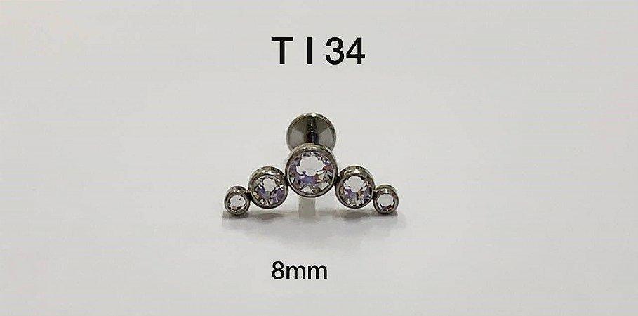 cluster titanio