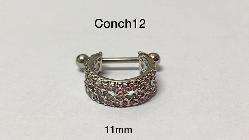 Conch folheado 11mm
