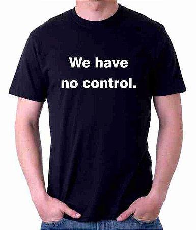 Camiseta All Type Masculina Bad Religion - No Control