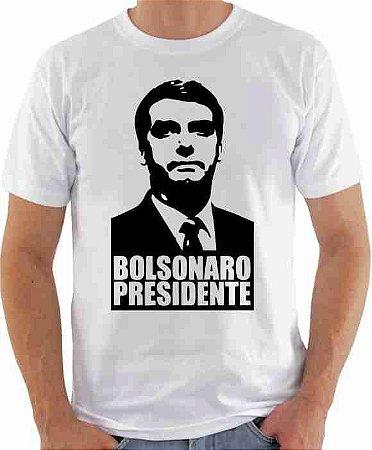Camiseta Jair Bolsonaro (modelo 03)