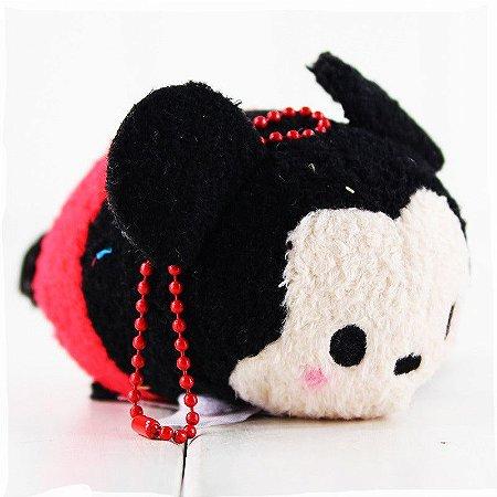 Mini Pelúcia Tsum Tsum Mickey Mouse - Original Importada