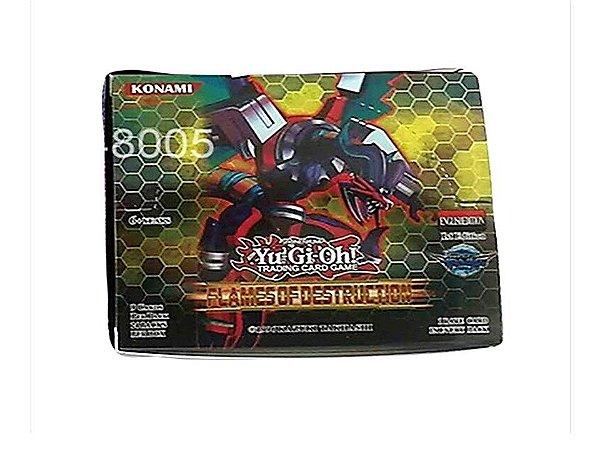 Yugioh! Mega Pack Lote Com 216 Cartas Originais Inglês