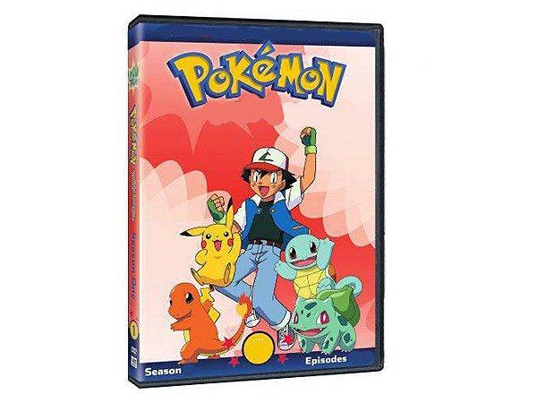 Pokemon, Box Completo Dvd