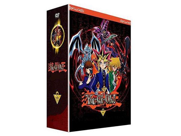 Yugioh, Box Completo Dvd