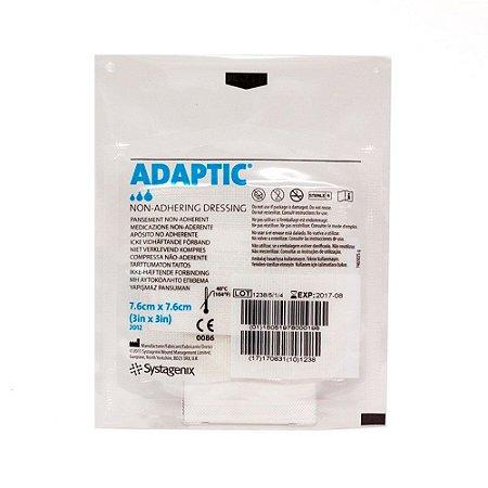 Curativo Adapict (embalagem com 1) Tamanho 7,6cm x 7,6cm