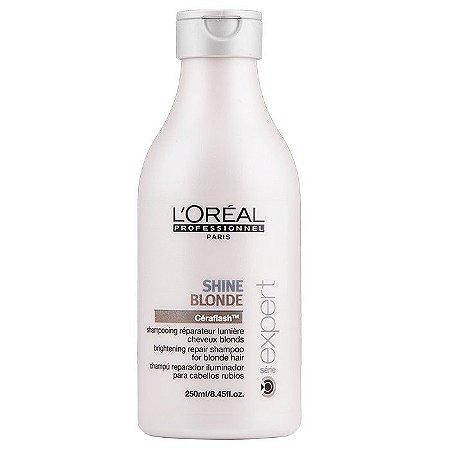 Shampoo Shine Blonde Expert Loreal 250ml