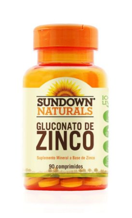 Zinco 7mg (90 Comprimidos) - Sundown