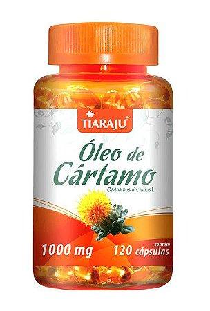 3a083f32c Óleo de Cártamo 1000 mg (120 Cápsulas) - Tiaraju - Vitaminas já ...