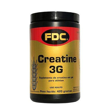 Creatina em Pó - (420G) - 3G Powder