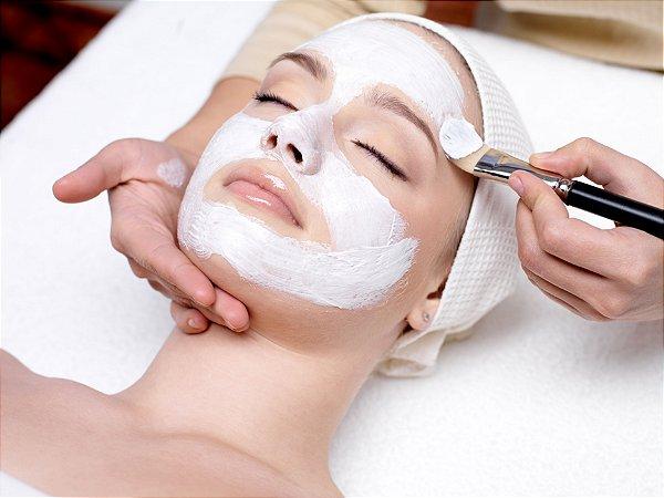 Protocolo Facial de Peeling de Diamante