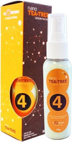 Nano Tea-tree Sérum Facial