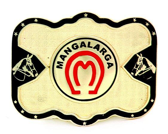 Fivela Country Mangalarga