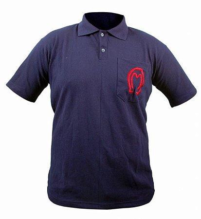 Camisa Polo Masculina Mangalarga Marchador