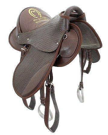 215d9e9f5f67c Sela Australiana Mangalarga Passeio - Selaria Cavalo   Cia