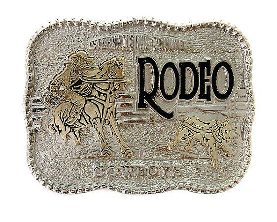 Fivela Country Rodeio