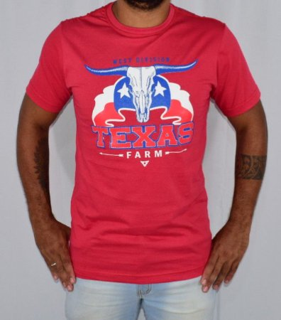 Camisa Texas Farm West Division