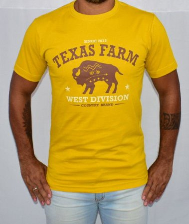 Camisa Texas Farm Bull