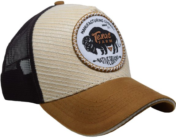 Boné Country Texas Farm  Nativebrand Touro