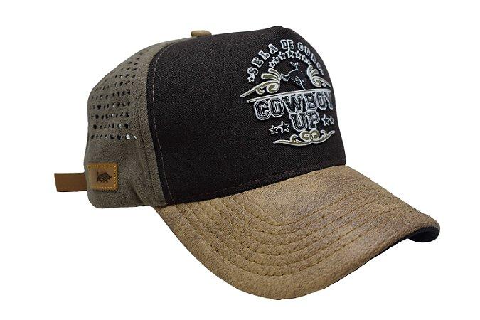 Boné Country  Cowboy Up