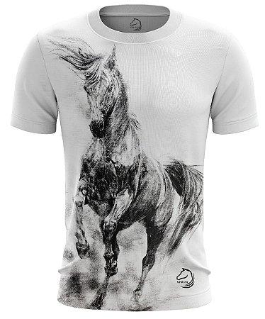 Camisa Masculina Com Estampa