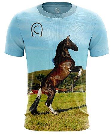 Camisa Feminina Com Estampa