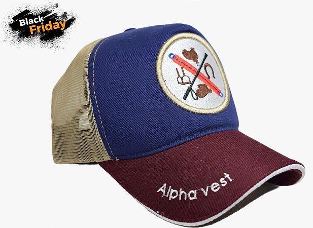 Boné Country Alpha Vest