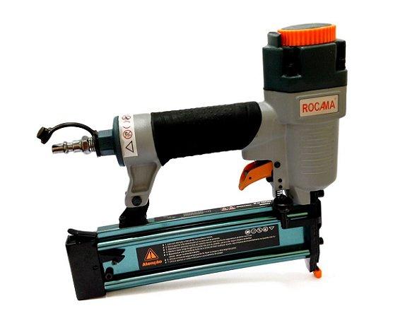 Pinador Pneumático Pf50 Profissional 10 A 50mm Rocama