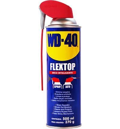 Óleo Desengripante Flextop 500ml - Bico Inteligente Wd-40