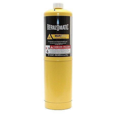 Cilindro De Gas Map Pro - Bernzomatic 400gr Ts7000 E Ts8000