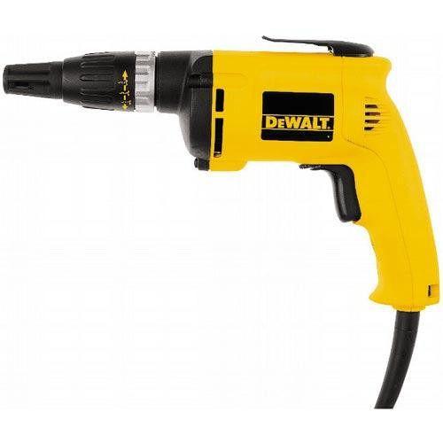 Parafusadeira Drywall Para Gesso 650w 220v Dewalt Dw255