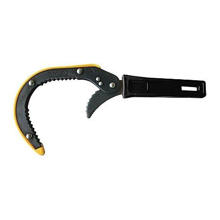 Chave Ajustável Para Filtro De Óleo Stanley-78227