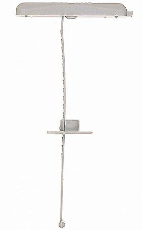 Bucha Em Nylon Fischer K54 ( Gesso Drywall ) 100 Peças