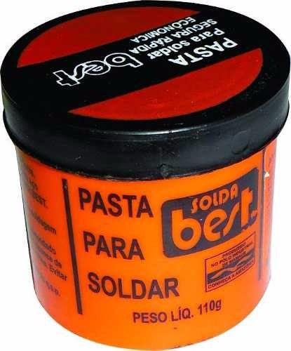 Pasta Para Soldar  Best  110 Gramas