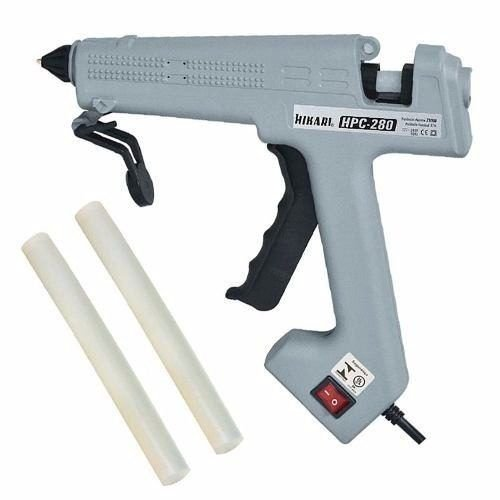 Pistola De Cola Quente Hikari Industrial Profissional 280w