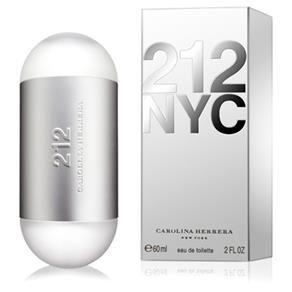 212 Nyc Eau de Toilette Perfume Feminino Carolina Herrera