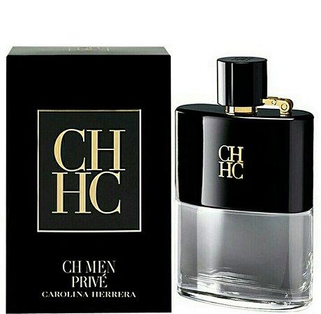 CH Men Privé de Carolina Herrera EDT Perfume Masculino 100ml