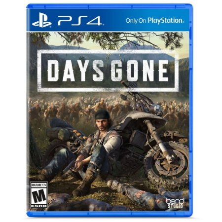 Jogo Days Gone - PS4 Playstation Ps4 Mídia Física